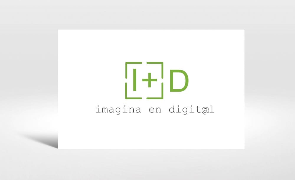 Logotipo Imagina en Digital